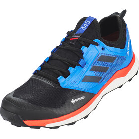 adidas TERREX Agravic XT Gore-Tex Trail Running Shoes Men core black/core black/blue beauty
